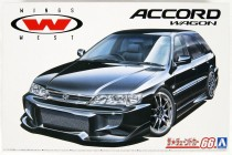"Aoshima 05803 Honda Accord Wagon WingWest CF2 ""96"