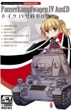 AFV Club WQT001 Egg wrorld of Q Tanks. Panzer IV D