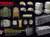 MENG SPS-015 Modern US Military individual Load-carrying equipment