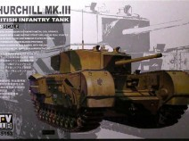 AFV Club AF35153 Churchill MK3