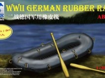 Bronco AB3578 WWII German Rubber Raft
