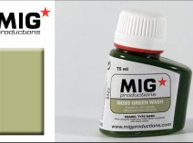 Mig P305 Moss Green Wash
