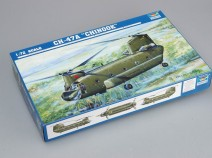 Trumpeter 01621 CH-47A Chinook 1/72
