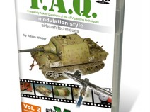 MIG NV1001-08  F.A.Q. Vol.2 «DVD Modulation Style. Airbrush techniques. DVD by Adam Wilder»