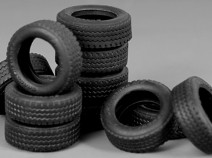 Meng SPS-001 Tyres for Vehicle/Diorama 1/35