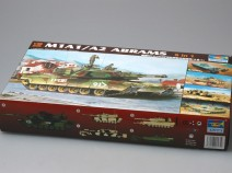 Trumpeter 01535 M1A1/A2 Abrams 5in 1, 1/35