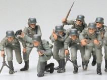 Tamiya 35030  German Assault Troops, 1/35