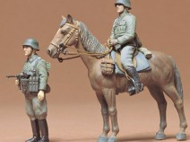 Tamiya 35053  German Wehrmacht Infantry, 1/35