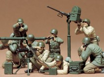 Tamiya 35086 U.S. Gun and Mortar Team, 1/35