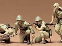 Tamiya 35090  Japanese Army Infantry, 1/35