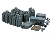 Tamiya 35315 German Jerry Can Set - Early Type, 1/35