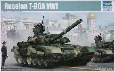 Trumpeter 05562 T-90MBT 1/35