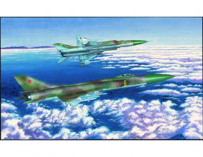 Trumpeter 01623 Su-15 TM Flagon-F 1/72