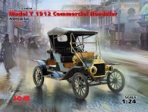 ICM 24016 Model T 1912 Commercial Roadster, Американский автомобиль