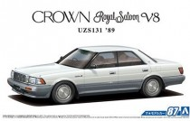 "Aoshima 05595 Toyota Crown RoyalSaloon G ""89"