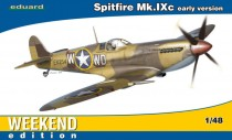 Eduard 84137 Spitfire Mk.IXc early version