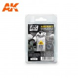 AK-Interactive AK-2000 AIRCRAFT ENGINE EFFECTS WEATHERING SET (AIR SERIES)