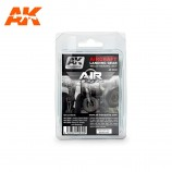 AK-Interactive AK-2030 AIRCRAFT LANDING GEAR WEATHERING SET (AIR SERIES)