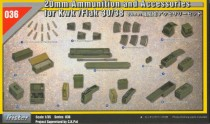 Tristar 35036 20mm Ammunition and Accessories  for KwkFlak 3038