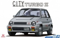 "Aoshima 05480 Honda AA City Turbo II ""85"