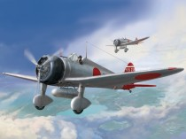 "Wingsy Kits D5-01 IJN Type 96 carrier-based fighter II A5M2b ""Claude"" (late version) 1/48"