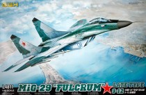 Great Wall Hobby L4811 1/48 MIG-29 9-12 Late Type (МиГ-29   9-12 поздний)