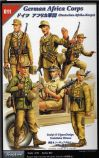 Tristar 35011 1/35 German Africa Corps