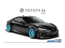 "Aoshima 05179 Toyota 86 ""16 with Custom Wheels"