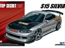 "Aoshima 05355 Nissan Silvia ""99 S15 Top Secret"