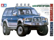 Tamiya 24124 Mitsubishi Montero w/Sports Options