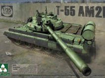 Takom 2057 1/35 DDR Medium Tank T-55 AM2B