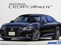 "Aoshima 05153 Toyota Crown Athlete G ""13 GRS214/AWS210"