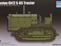 Trumpeter 07112 Russian ChTZ S-65 Tractor