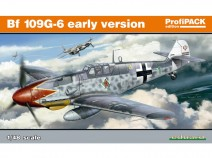 Eduard 82113 Bf 109G-6 early version