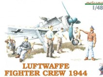 Eduard 8512 Luftwaffe fighter crew 1944