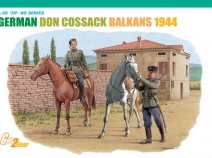 Dragon 6588 1/35 German Don Cossack (Balkans 1944)