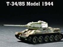 Trumpeter 07209 Т-34\85 мод 1944г