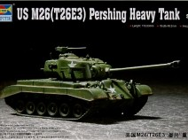 Trumpeter 07264 M26 (T26E3) Pershing