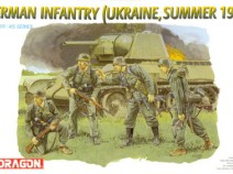 dragon 6153 German infantry (Ukraine, Summer 1943)