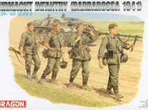 Dragon 6105 Wehrmacht Infantry Barbarossa