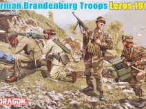 Dragon 6743 German Brandenburg Troops (Leros 1943)