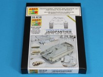 "ABER 35 K18 Sd,Kfz. 173 ""Jagdpanther""-late/final version"