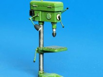 Plusmodel PM337 Drill Press 1/35