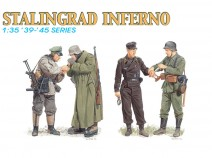 Dragon 6343 Stalingrad Inferno