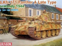 Dragon 6168 Panther A Late Production (Normandy 1944)