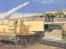 Dragon 3523 MLRS w/M26 ROCKET