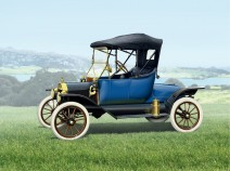 ICM 24001 Ford Model T 1913 Roadster.
