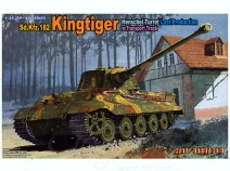 Dragon 6209 Sd.Kfz. 182 King Tiger Henschel Turret Last Production w/Transport Track
