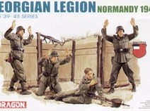 Dragon 6277 Georgian Legion Normandy 1944