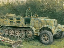 Dragon 6794 6794 1/35 Sd.Kfz.7 8(t) Typ HL m 11 1943 Production